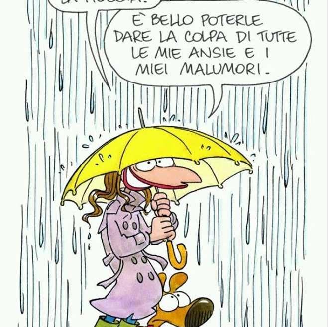 Piove, senti come piove